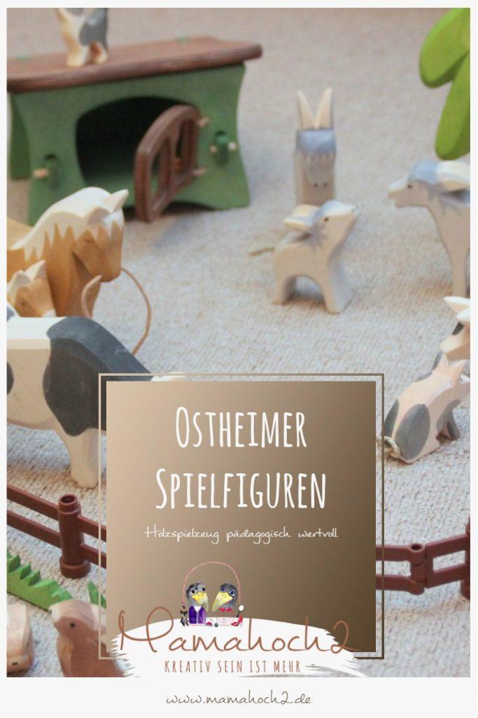 Ostheimer Spielfiguren pädagogisch wertvoll Holzspielzeug