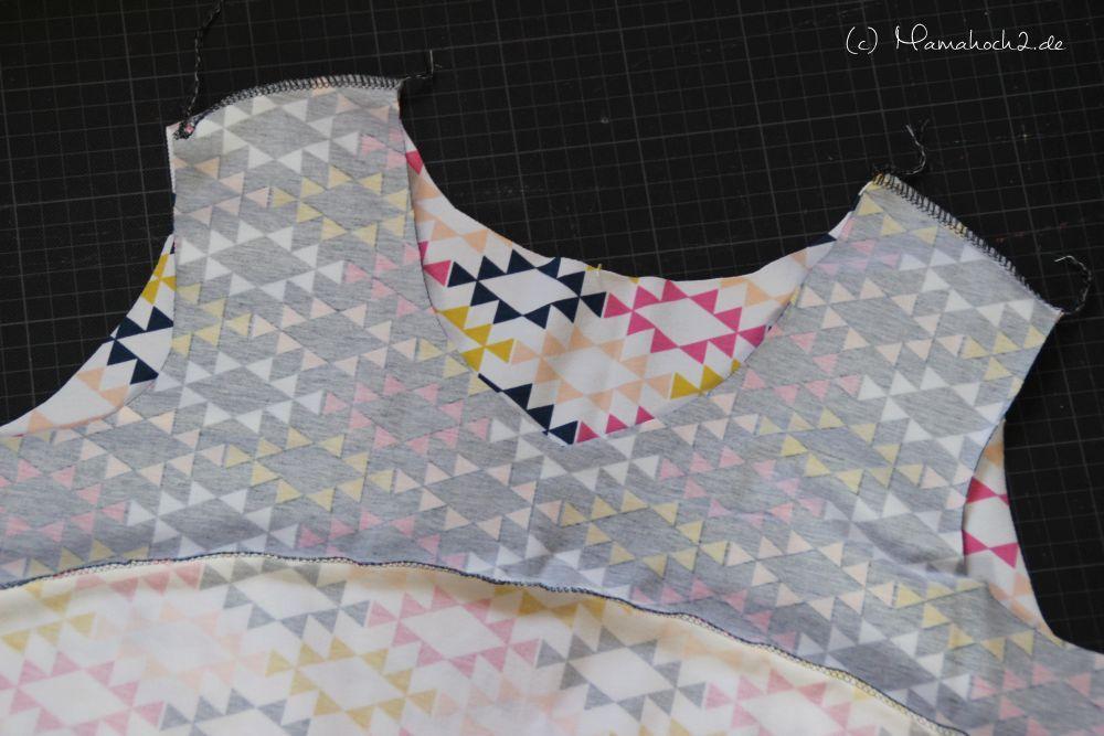 lady Rockers shirt Schulternähte