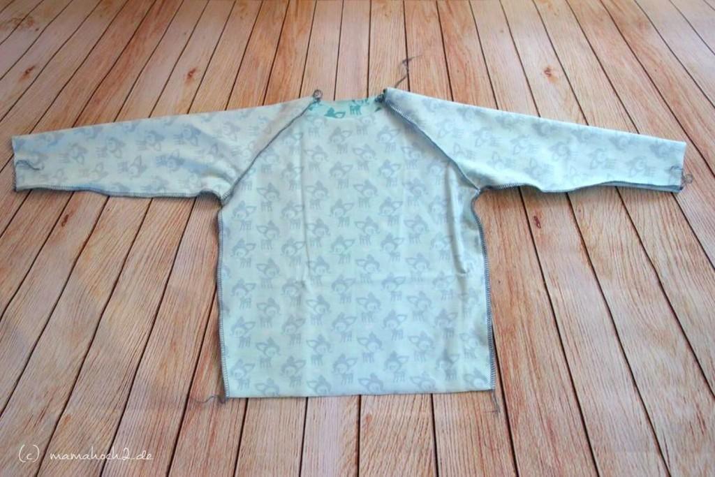 Kapuzenjacke Pullover