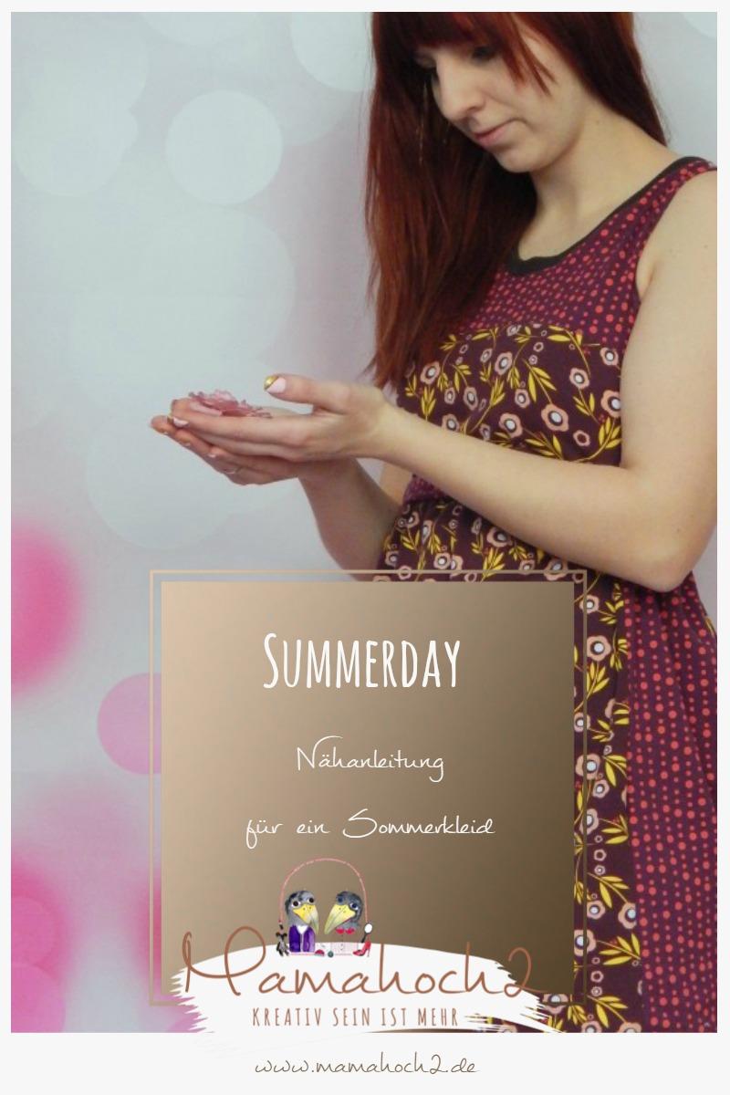 Nähanleitung für ein Sommerkleid – Summerday