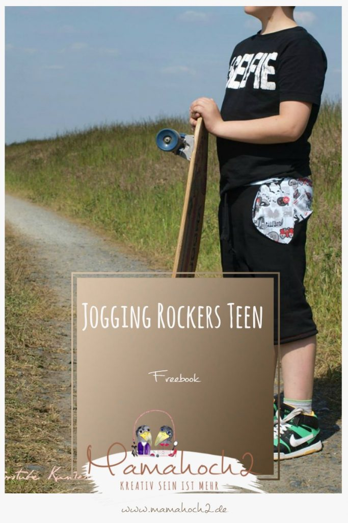 Jogging Rockers Teen – Freebook