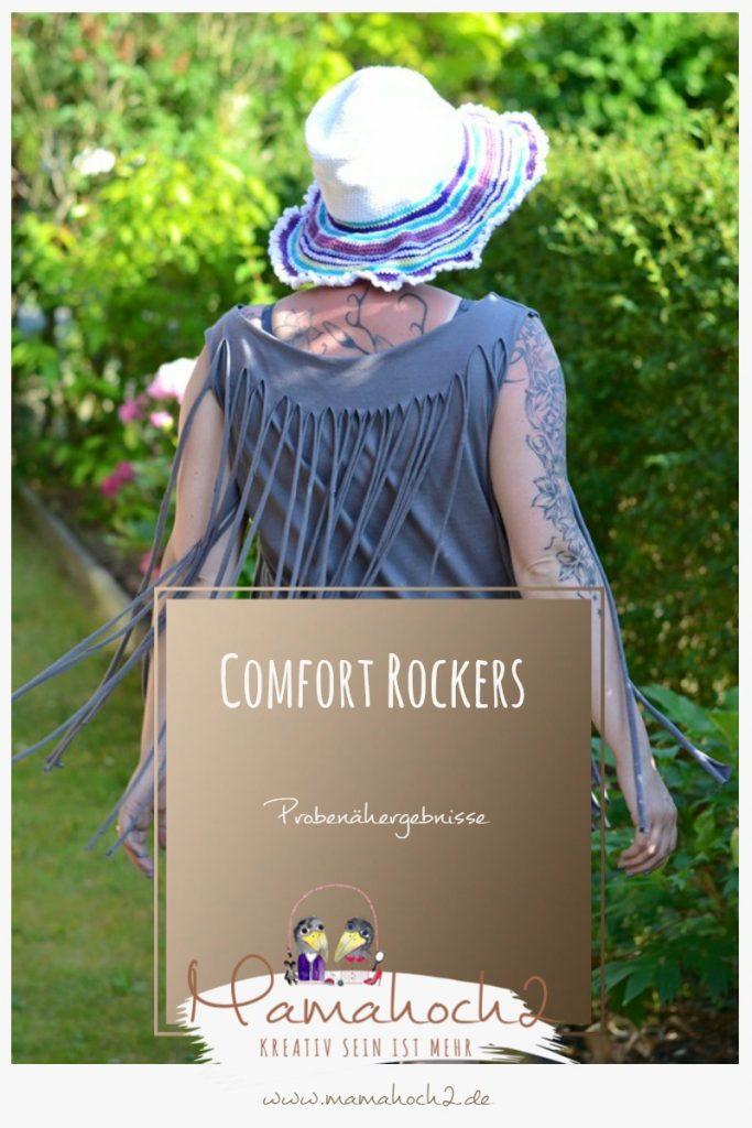 Probenähergebnisse vom Comfort Rockers