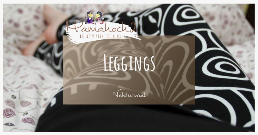 Selfmade Leggings ⋆ Mamahoch2