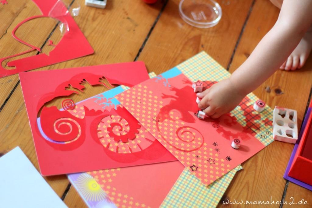 Bastelset für Kindergeburtstag Fips