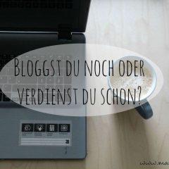 Zu viel Werbung, macht den Blog(ger) kaputt…