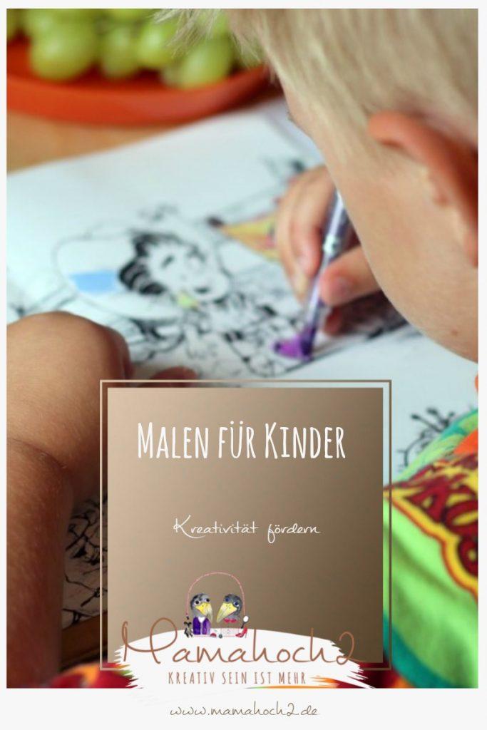 Malen für Kinder – Kreativität fördern