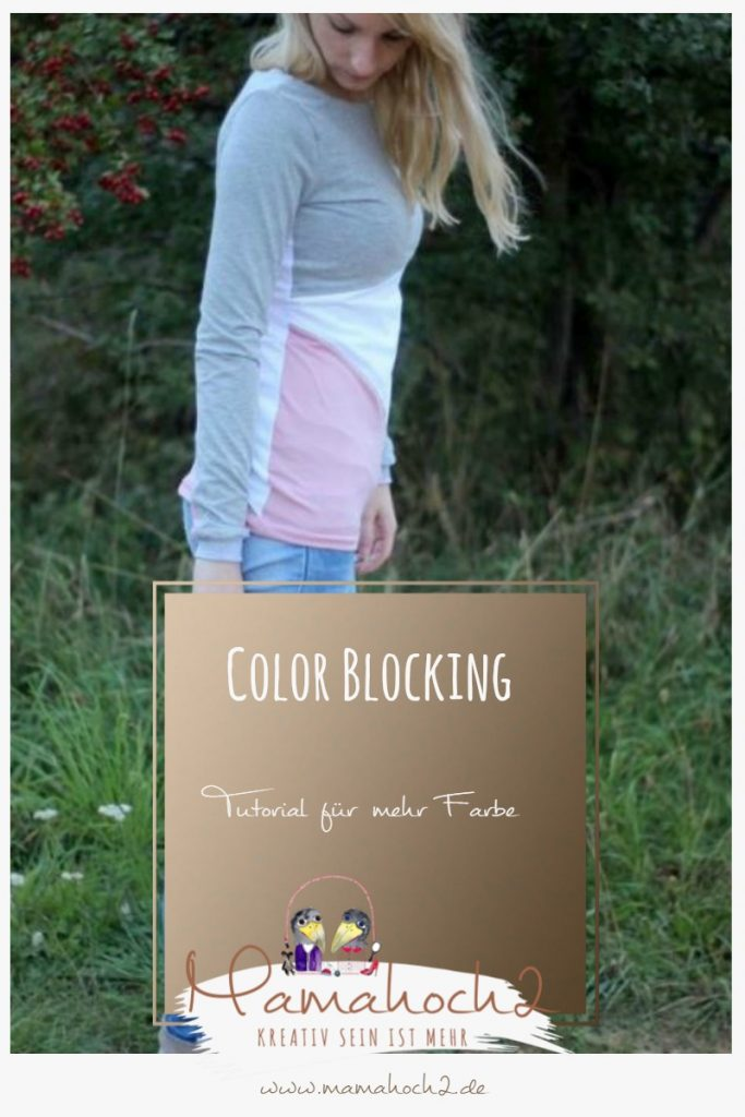 Color Blocking – Tutorial