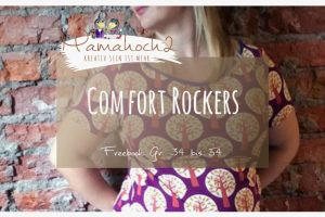 Damenoberteil Comfort Rockers – Freebook