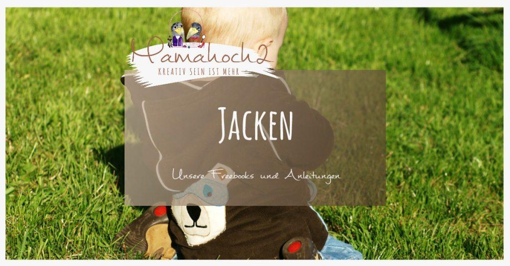 Jacken Freebooks nähen Anleitungen