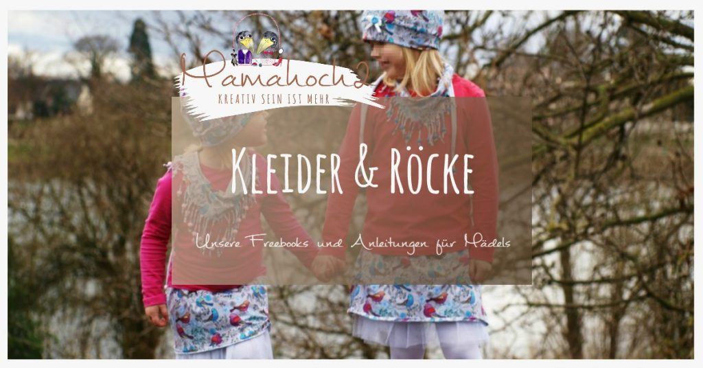 Kleid Rock Freebooks