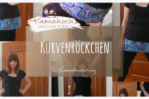 "Unser Sommerrock ""Kurvenröckchen"""