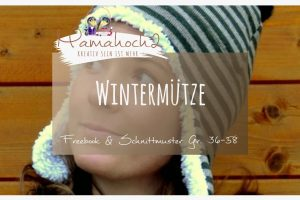 Schniitmuster Freebook Wintermütze Nordish Rockers