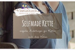 Selfmade Ketten Freebook