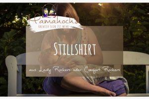 Still tshirt lady rockers comfort rockers freebook nähen anleitung