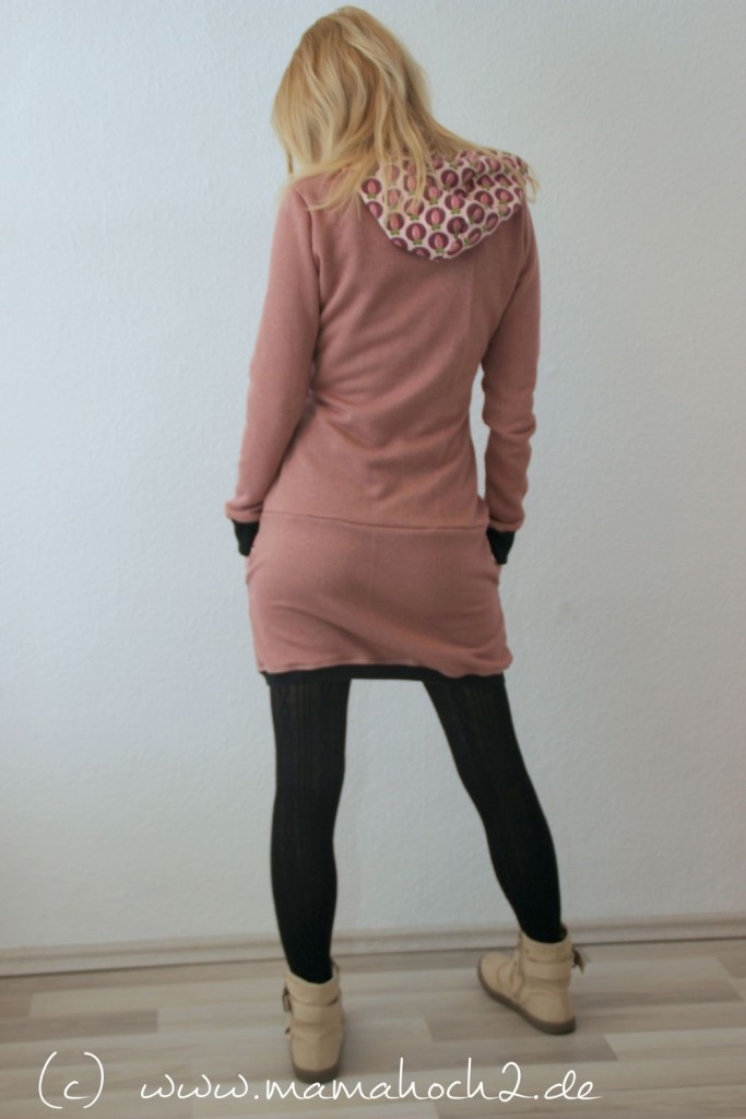 Sweatkleid Damen (22)