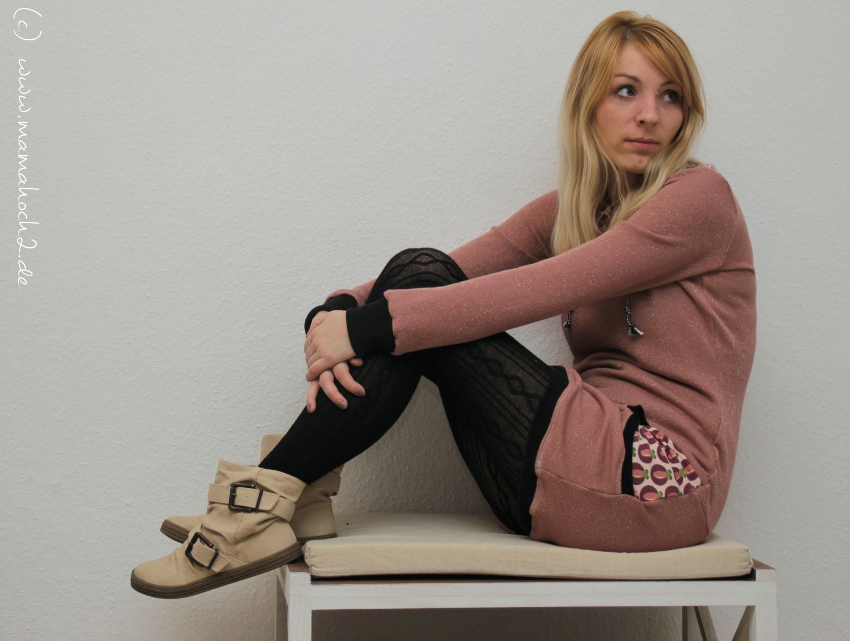 Sweatkleid Damen (25)