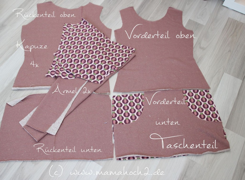 Sweatkleid Damen (3)