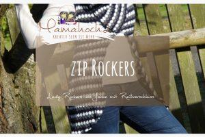 Zip Rockers Jacke mit Reißverschluss nähen