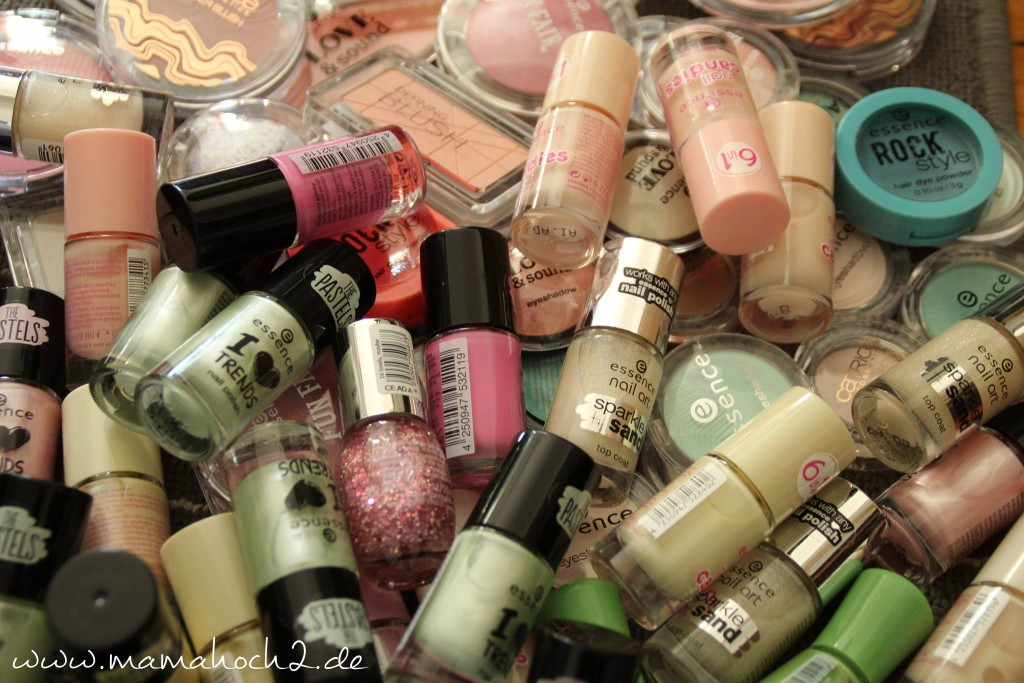 nagellack und kosmetik