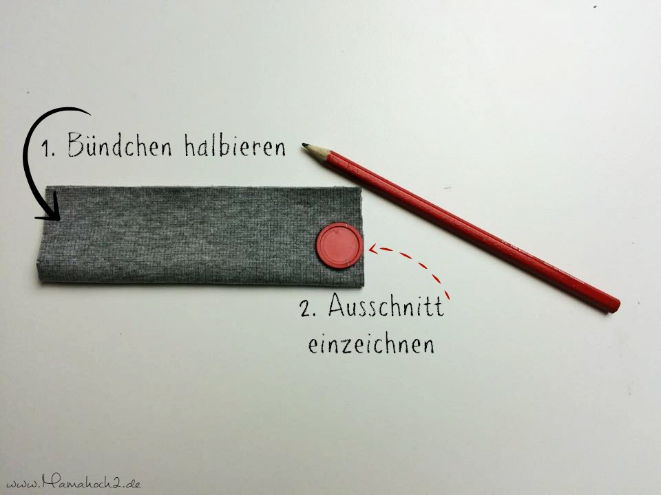 Mamahoch2 Daumenloch Tutorial 5