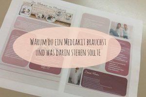 Warum du als Blogger ein Mediakit brauchst und was es auf jeden Fall enthalten sollte