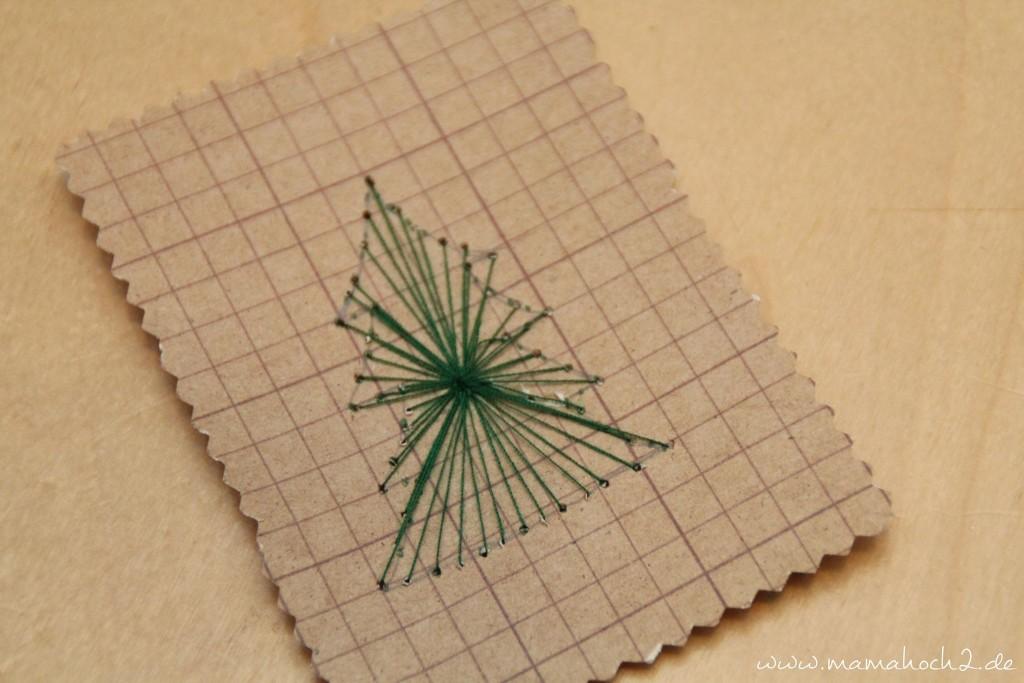 weihnachten diy fadengrafik (3)
