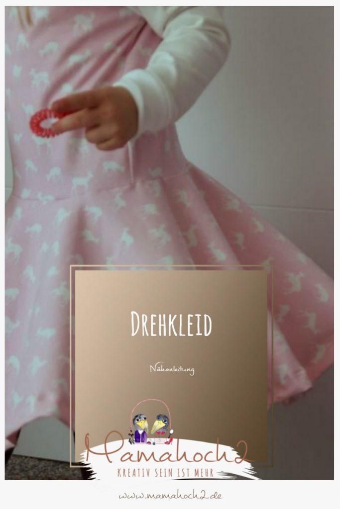 Drehkleid – Das Must Have für kleine Prinzessinnen