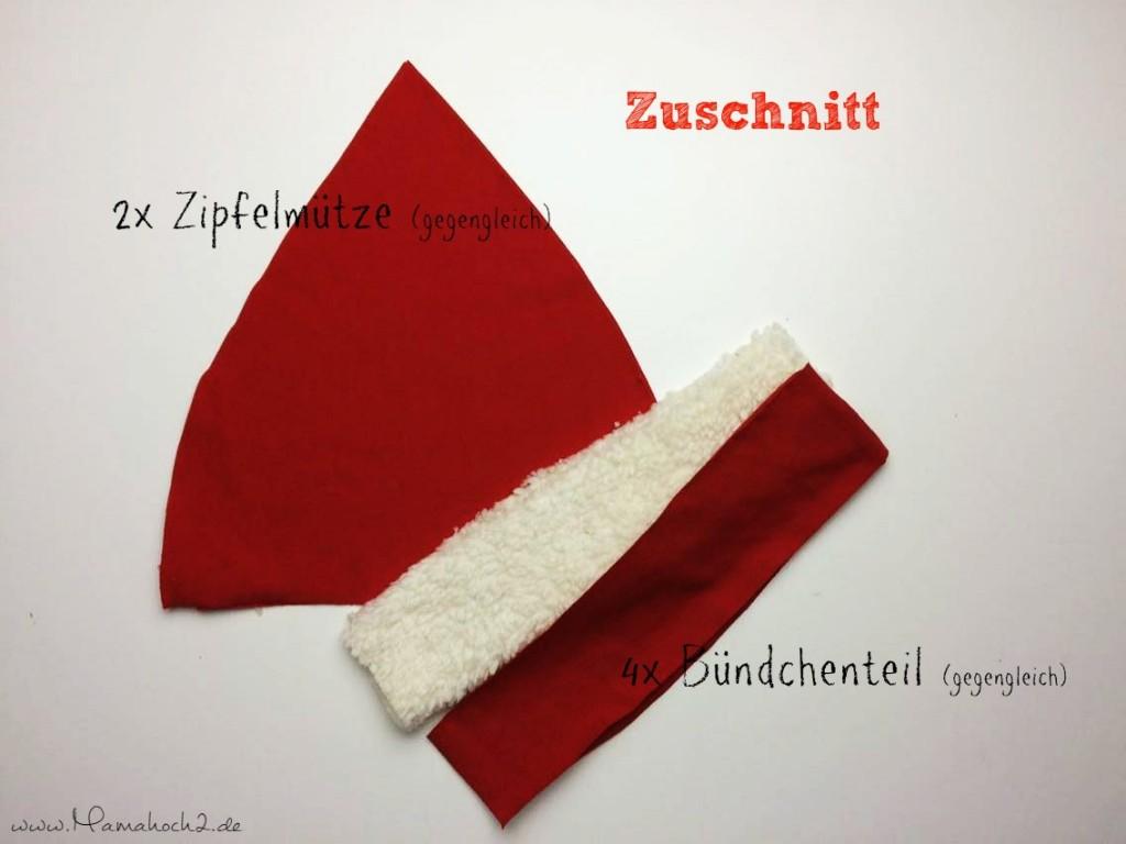Mamahoch2 Weihnachten Mütze Tutorial 4