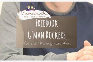 G'man Rockers – das Freebook für den Mann