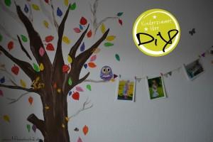 DiY | ein Baum im Kinderzimmer