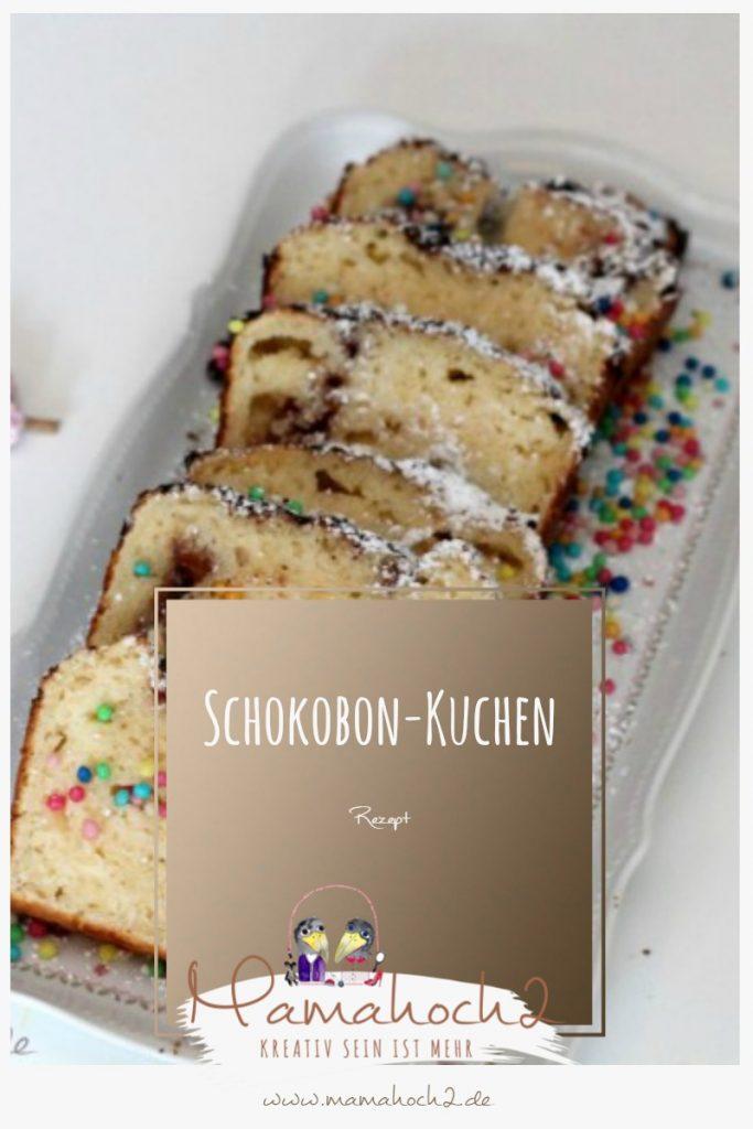 Rezept Schokobon-Kuchen