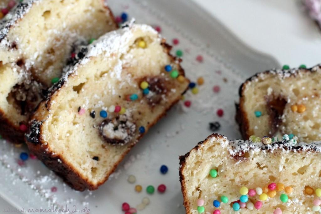Schnell Und Lange Frisch Schokobon Kuchen Fur Den Kindergeburtstag