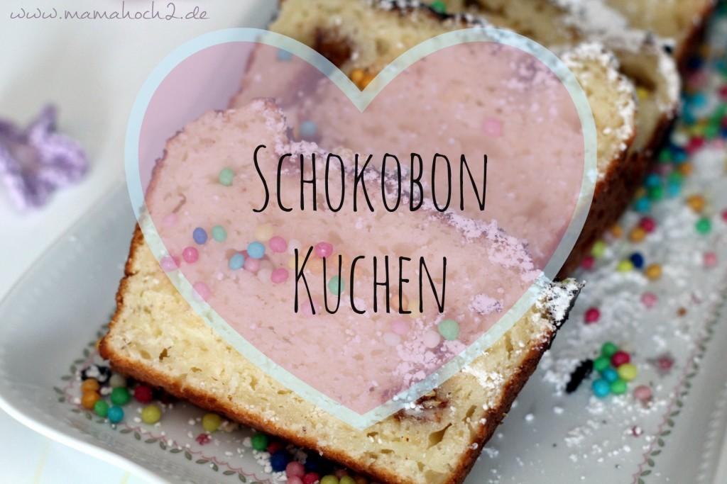 Schnell Und Lange Frisch Schokobon Kuchen Für Den Kindergeburtstag