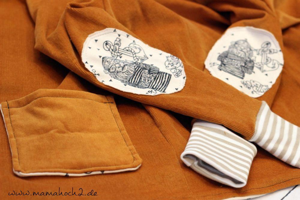 Jacke Cord mit Tasche Patches (35)