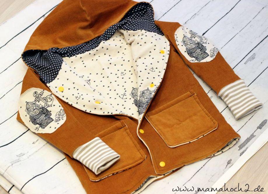 Jacke Cord mit Tasche Patches (38)