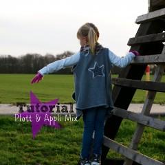 Tutorial | Highlight Glitzer- Applikation