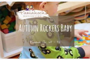 Autumn Rockers Baby Gr. 68 – 92 Freebook Schnittmuster