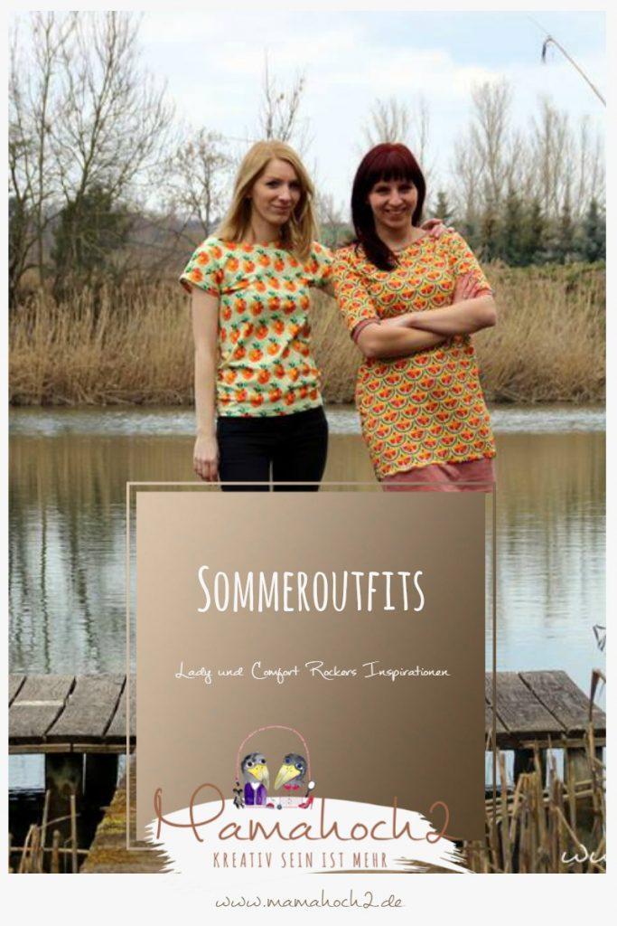 Lady Rockers und Comfort Rockers werden zum Sommeroutfit