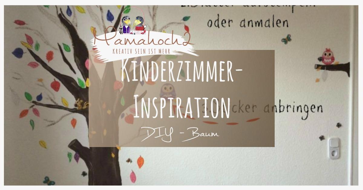 DiY | ein Baum im Kinderzimmer ⋆ Mamahoch2