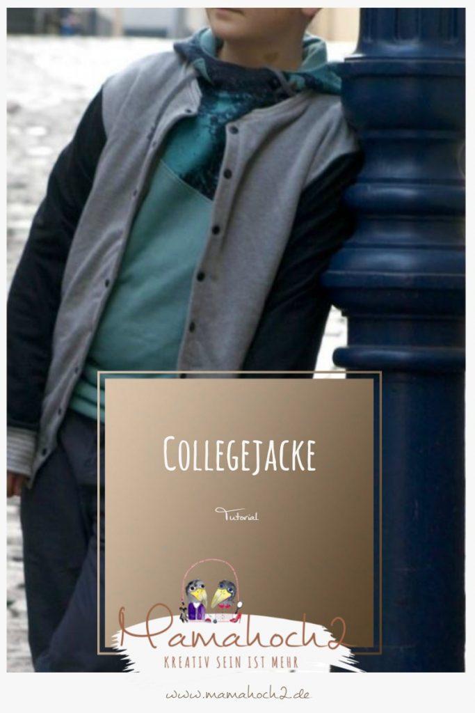 Tutorial für eine coole Collegejacke