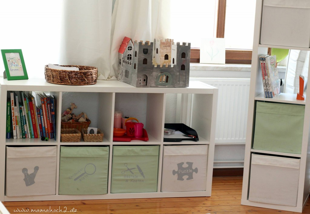 9 tipps f r ein bisschen montessori im kinderzimmer mamahoch2. Black Bedroom Furniture Sets. Home Design Ideas