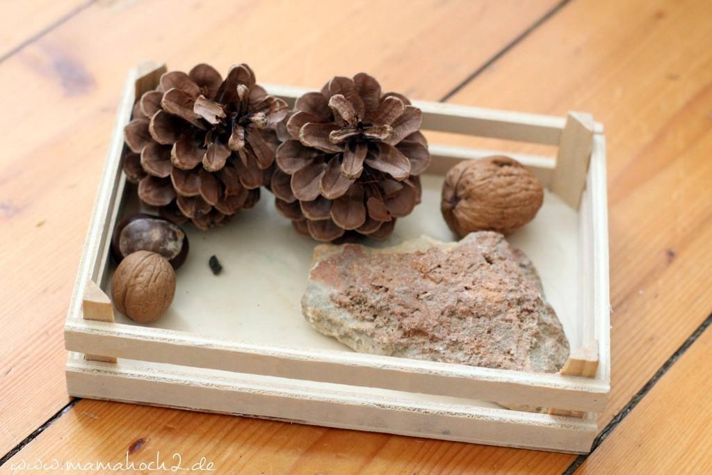 naturmaterialien montessori