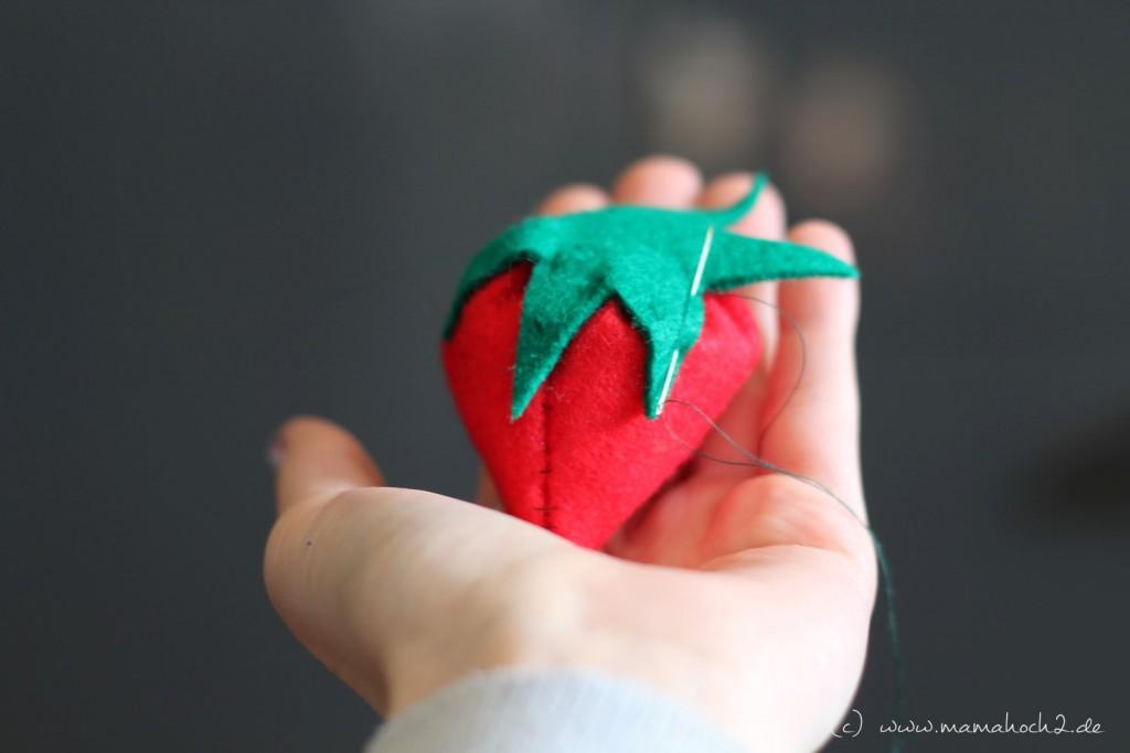 Erdbeere Filz (16)