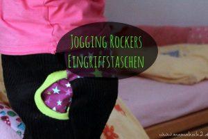 Jogging Rockers Eingriffstaschen