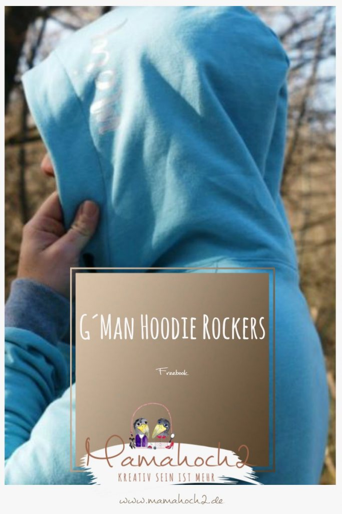 Mamahoch2 Freebook G´Man Hoodi Rockers
