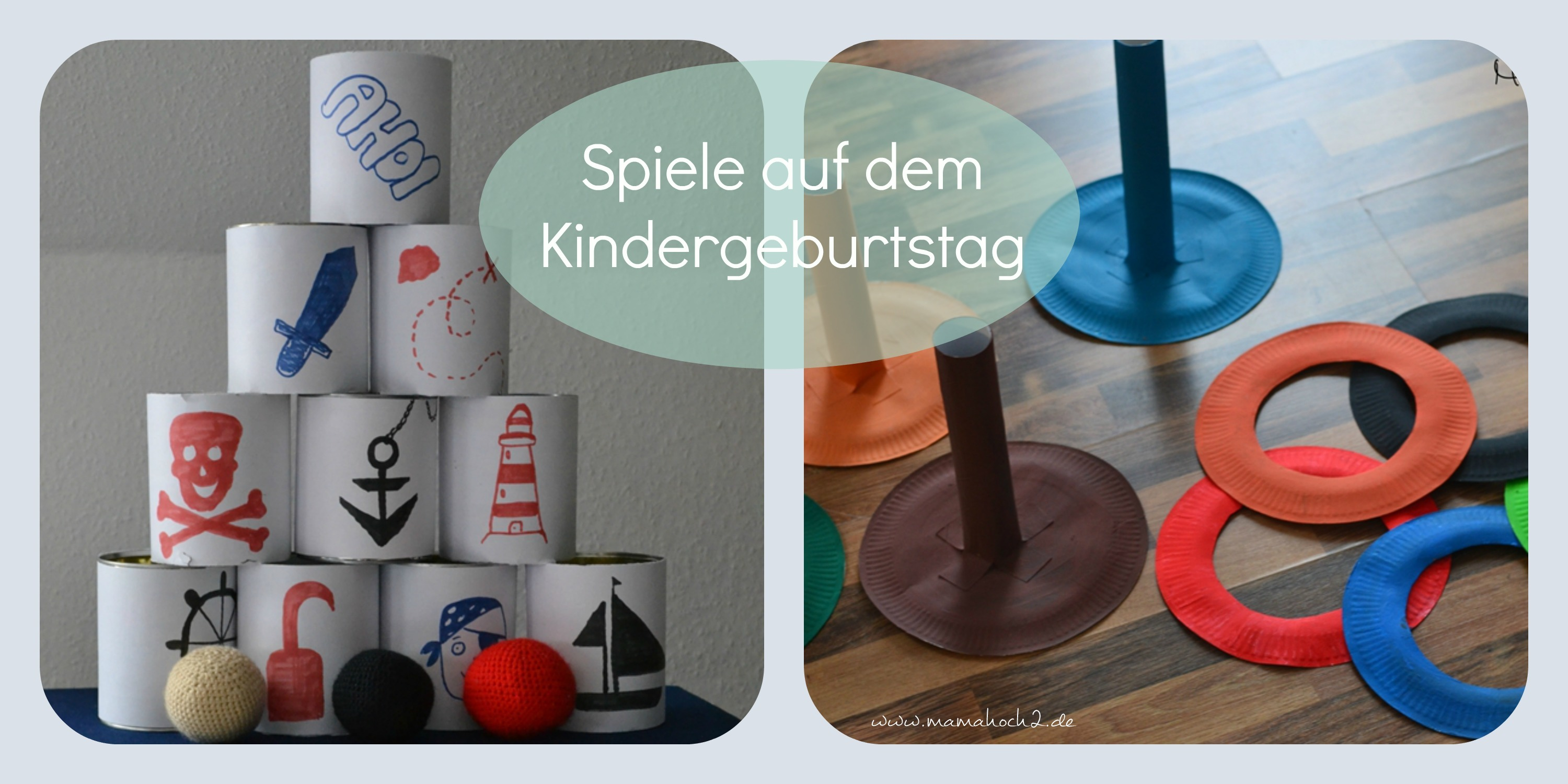 pin spielen basteltipps zum kindergeburtstag kidsgo on. Black Bedroom Furniture Sets. Home Design Ideas