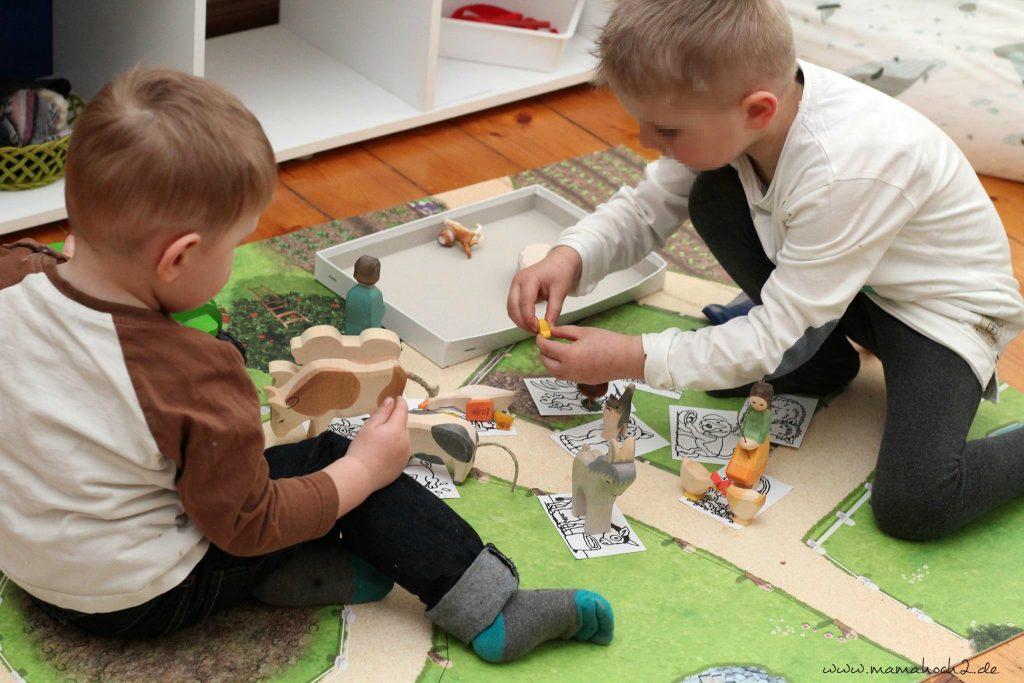 sprache wörter lernen montessori