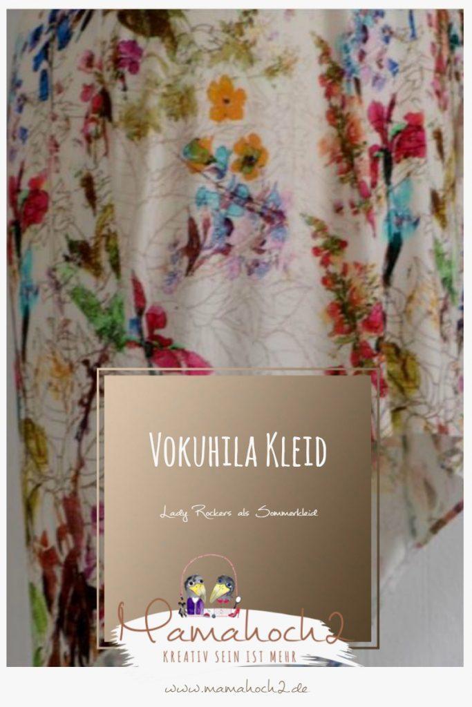 Näh dir ein Vokuhila Kleid aus unserem Lady Rockers