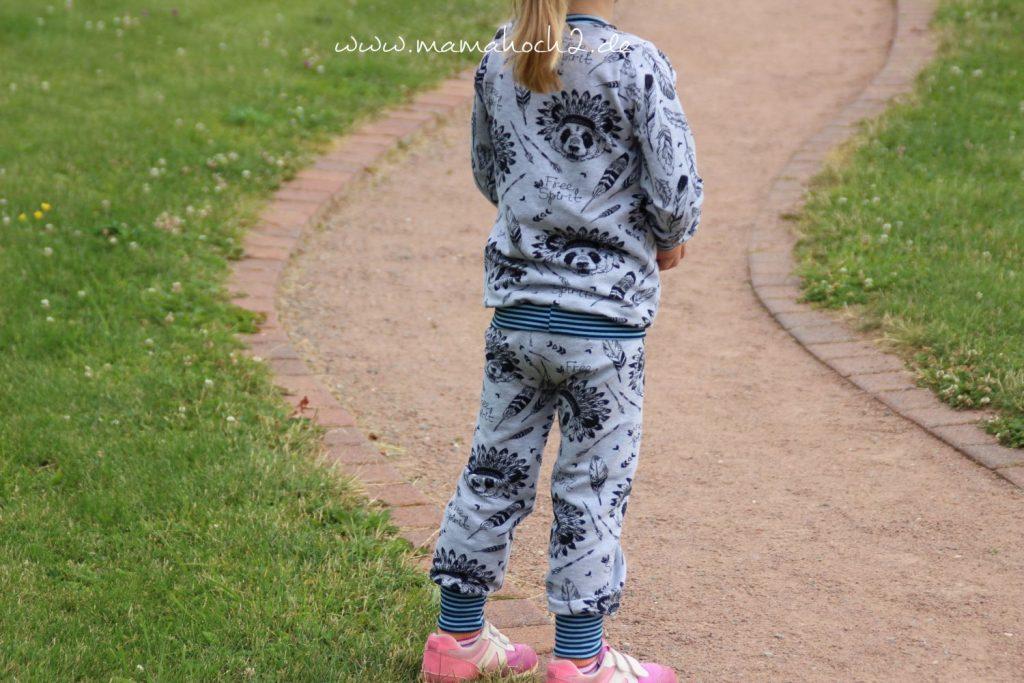 Jogging Anzug free spirit (1)