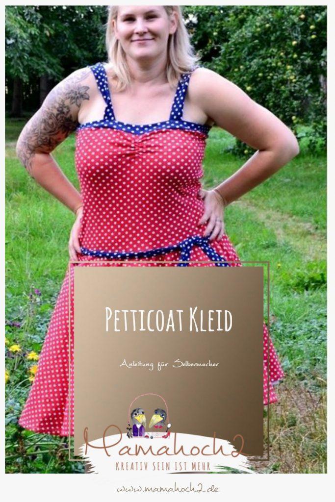 Petticoat Kleid – eine tolle Anleitung für Selbermacher
